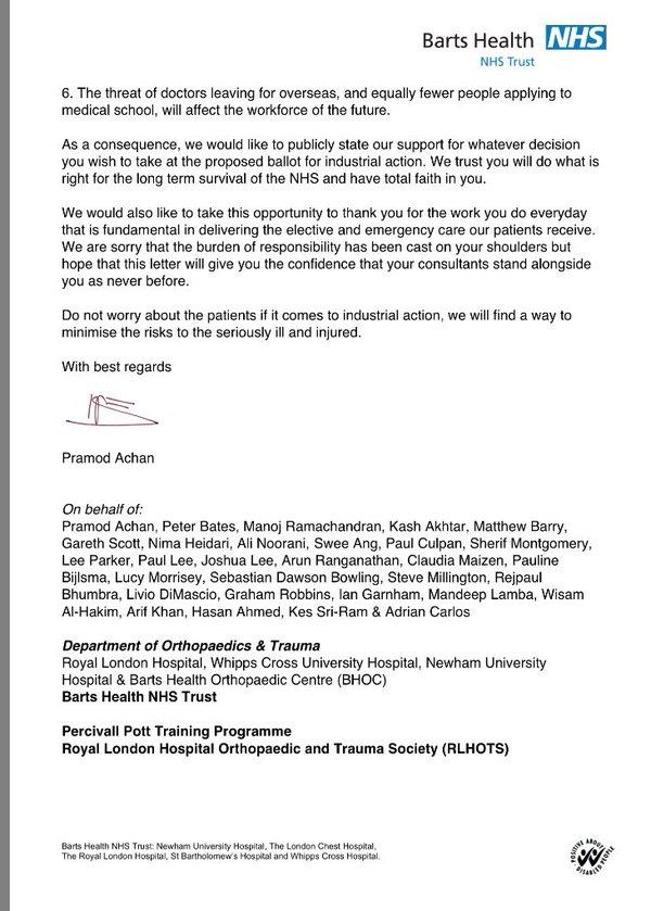 Labournet uk home page letter to junior doctors spiritdancerdesigns Images